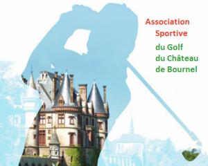 Site de l'Association Sportive du Golf du        CHATEAU de BOURNEL